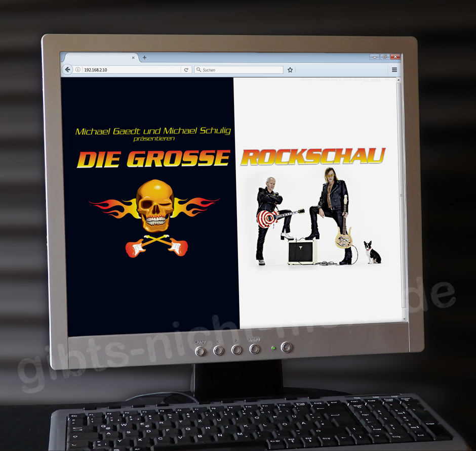 www.die-grosse-rockschau.de ? ...Alternativen in den Raum stellen...